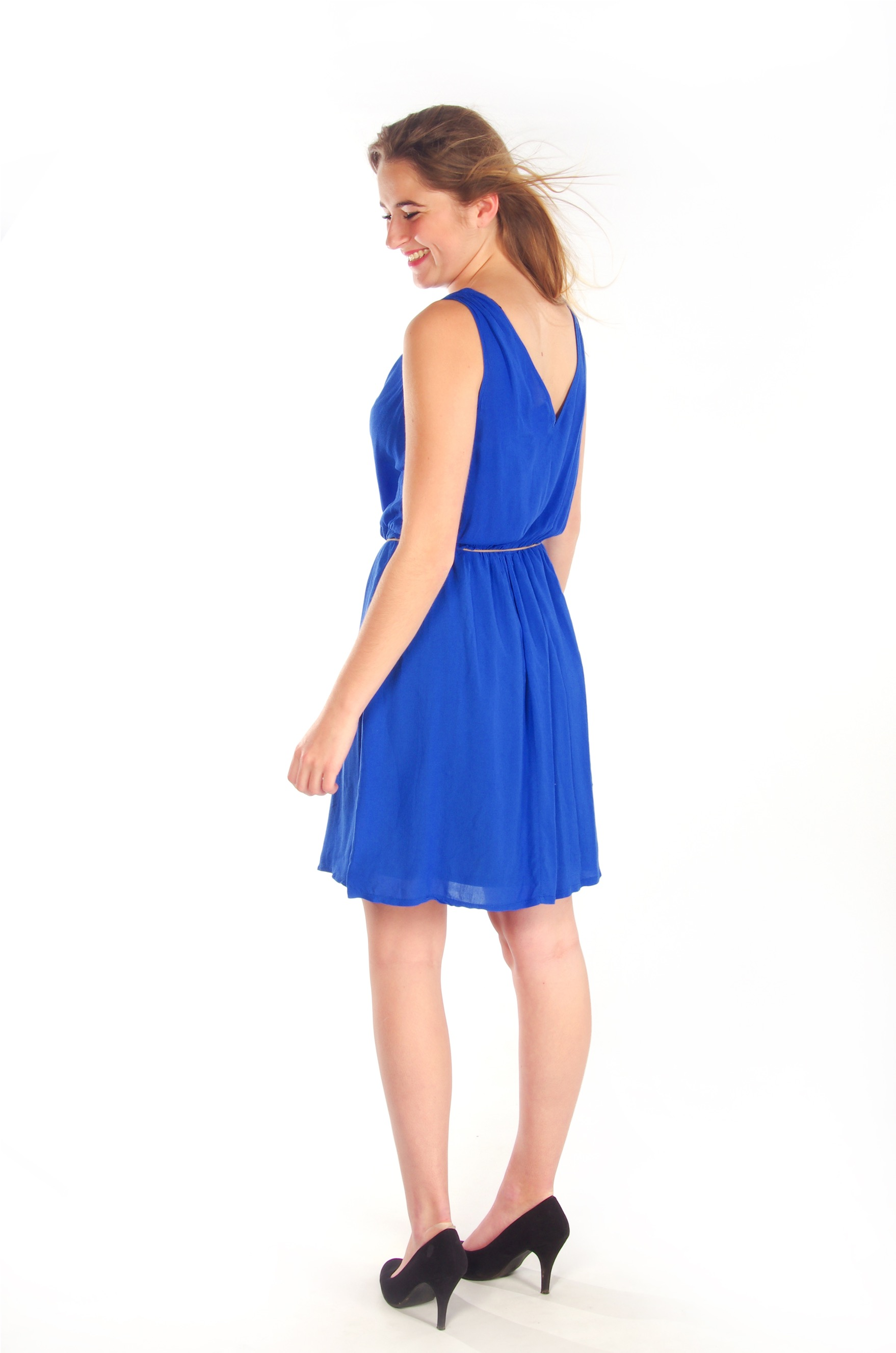 Robe Bleue Adress Collection